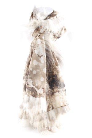 Gazebo Sommerschal abstraktes Muster extravaganter Stil