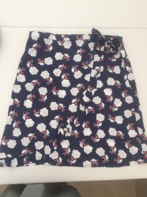 GBP Wraparound Skirt multicolored