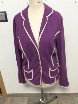 GC Fontana Jacke Gr 40 violett