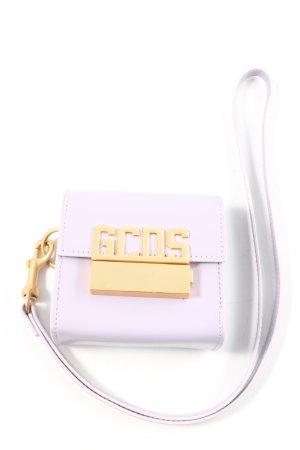 GCDS Minitasche lila Casual-Look