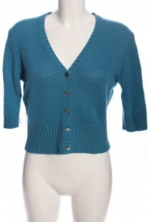 GCfontana Strick Cardigan blau Casual-Look