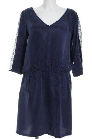 GDM Abendkleid dunkelblau Casual-Look