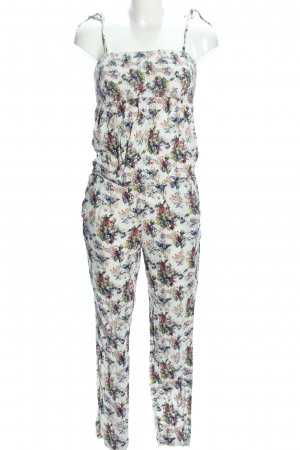 GDM Jumpsuit Blumenmuster Casual-Look