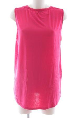 GDM Canotta fitness rosso neon stile semplice