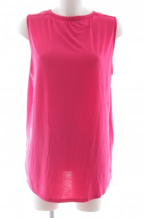 GDM Muscleshirt neonrood simpele stijl