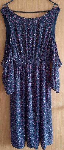 Ckh clockhouse Midi Dress multicolored polyester