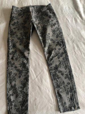 Good Morning Universe Spodnie khaki szary-khaki
