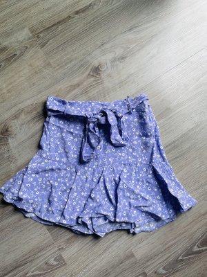 Zara Falda pantalón multicolor