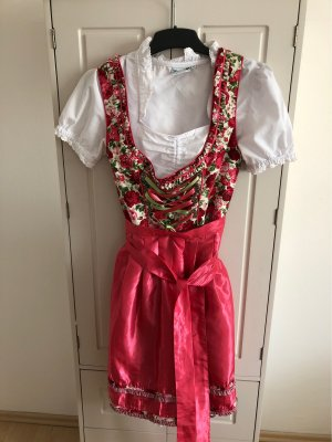 Brandl Tracht Dirndl multicolored