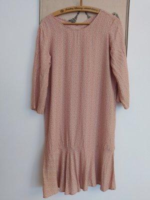 geblümtes Kleid Rückenausschnitt OPUS Wanita