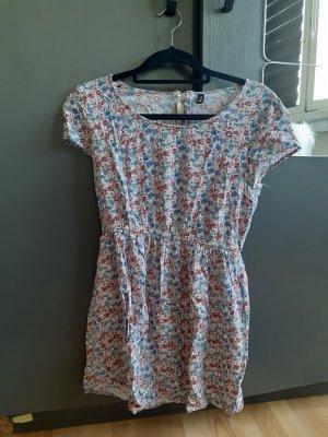 Geblümtes Kleid Sommerkleid von H&M Größe 38