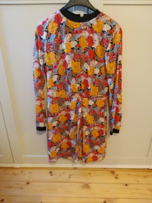 geblümtes Kleid von Zara in Gr. 34