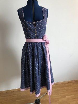 Geblümtes Landhausmoden Kleid | Größe 40