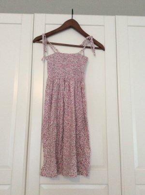 Geblümtes Sommerkleid von Vero Moda in xs (wie neu)