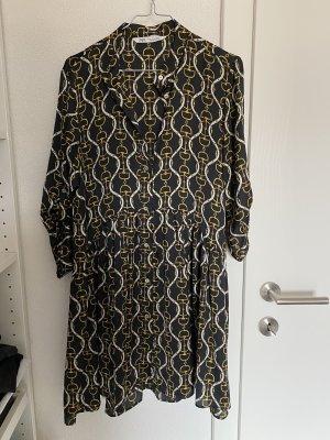 Gedrucktes Kleid Zara