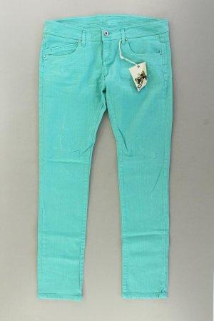 Geelong Skinny Jeans Größe W27/L32 neu mit Etikett türkis aus Baumwolle