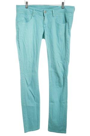 "Geelong Skinny Jeans ""SHYLA"" türkis"