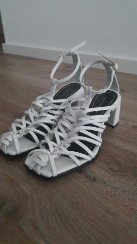 Geflochte Sandalen von Zara Gr.38