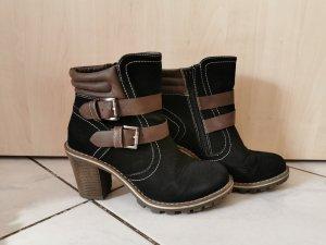 Gefütterte Ankle Boots