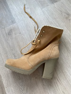 Esprit Lace-up Boots multicolored