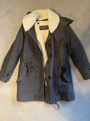 Sessun Winter Jacket green grey