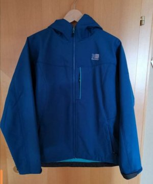 Karrimor Softshell Jacket blue