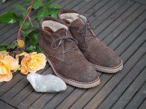 Gefütterte Schuhe von Marc O'Polo in 41