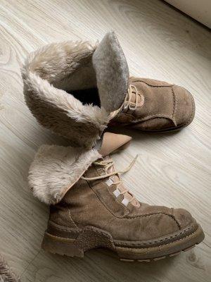 Gefütterte Schuhe von Rieker Größe 38