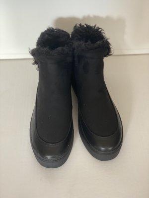 H&M Slip-on Sneakers black