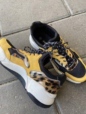 Deichmann Heel Sneakers multicolored