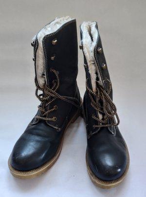 Zalando Futrzane buty Wielokolorowy