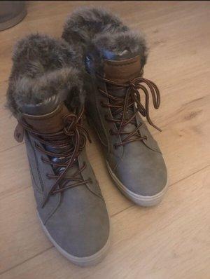 Gefütterte Tom Tailor Schuhe