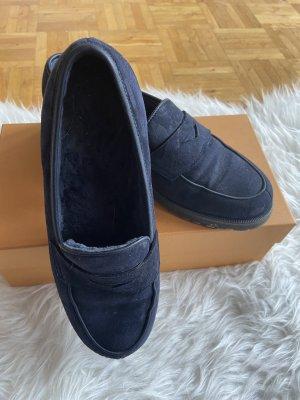 Gefütterte Unützer Loafer