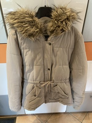 Tally Weijl Winter Jacket beige