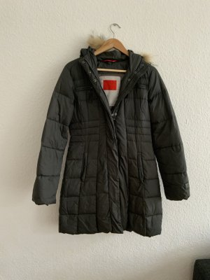 Weekend Max Mara Parka silver-colored-anthracite