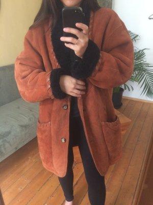 C&A Płaszcz oversize Wielokolorowy Tkanina z mieszanych włókien