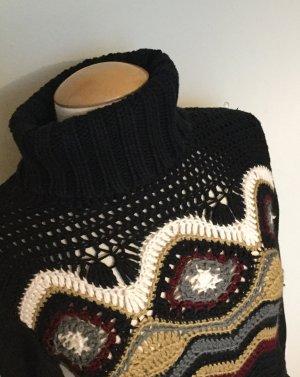 Mexx Gehaakte trui veelkleurig Katoen