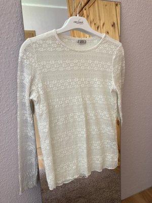 Pimkie Crochet Top white