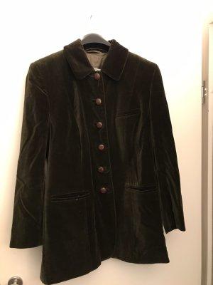 Gaisberger Frock Coat dark brown