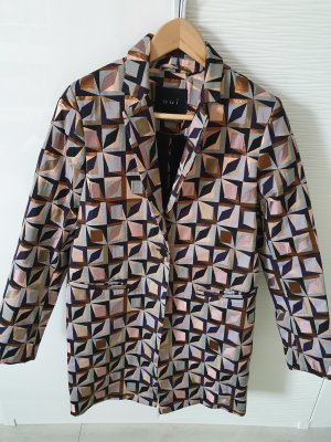 Oui Frock Coat multicolored