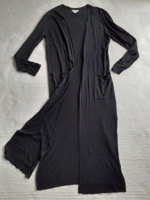 H&M Redingote noir