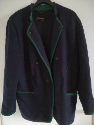 Geiger Traditional Jacket dark blue-turquoise