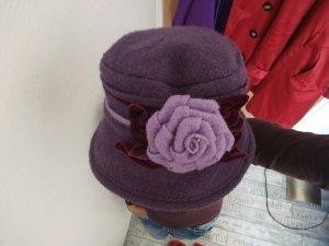 Geisberger Chapeau en feutre multicolore tissu mixte