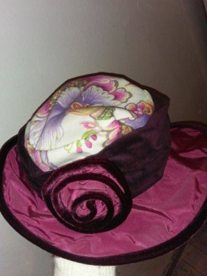 Geisberger Traditional Hat multicolored mixture fibre