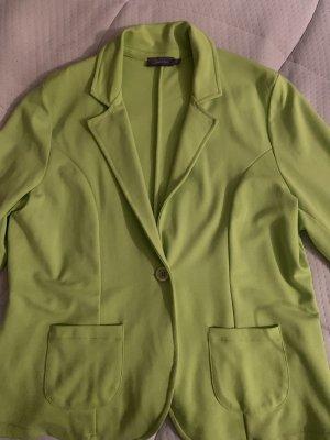 Geisha Marynarka dresowa zielony neonowy