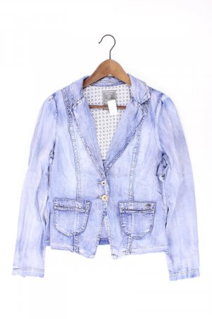 Geisha Jeansblazer Größe 38 blau