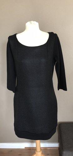 Geisha Kleid 42 L ungetragen schwarz stretch