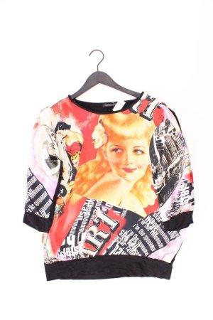 Geisha Shirt mehrfarbig Größe XL