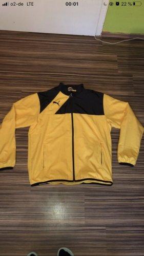 Puma Giacca sport giallo-nero