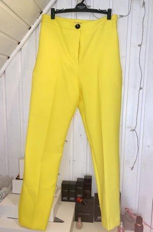 Asos Pantalón de pinza alto multicolor